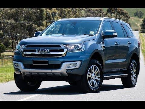 Ford Endeavour 2019