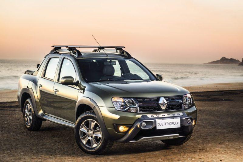 Renault Duster Oroch 2020